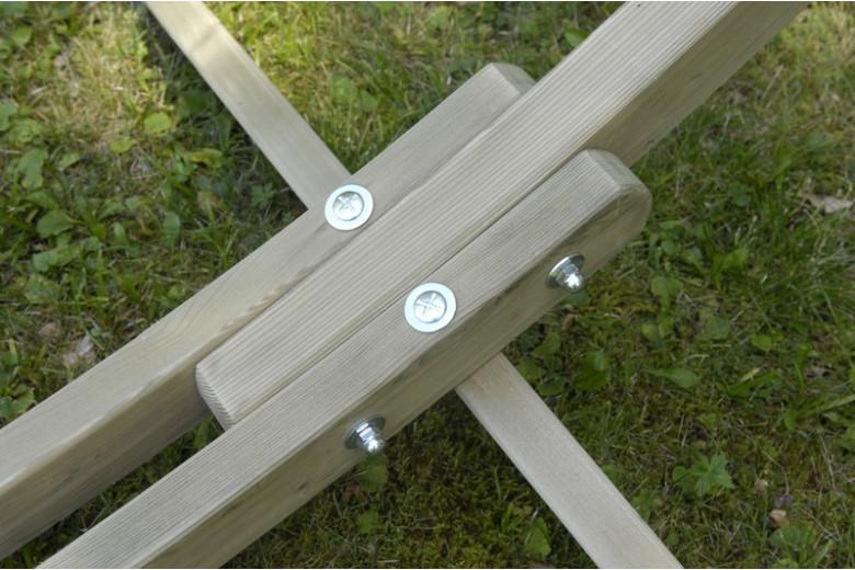 Olymp ξύλινη βάση αιώρας