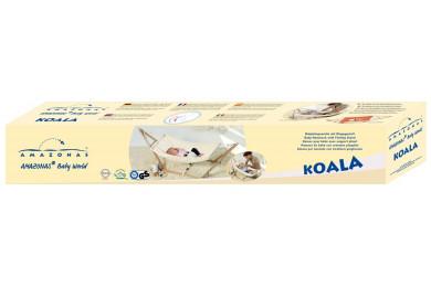 Koala αιώρα-κούνια βρεφική με βάση