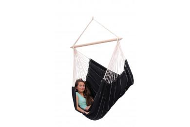 Brasil hanging chair Black