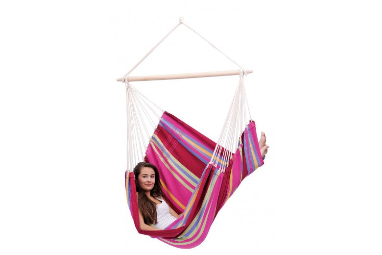 Brasil hanging chair Crenadine