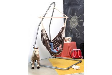 Brasil hanging chair Mocca