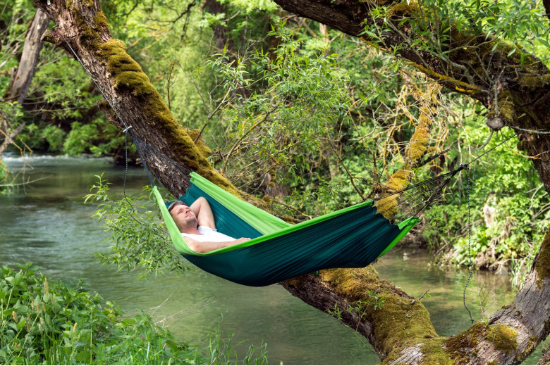 Outdoor Silk Traveller Forest