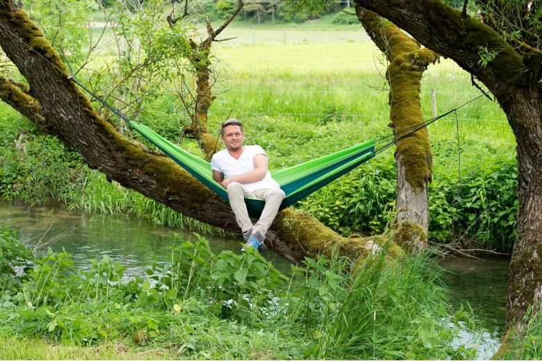 Αιώρα Silk Traveller Forest