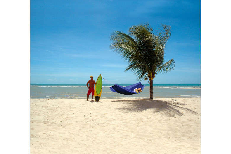 Outdoor Silk Traveller Ocean