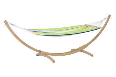 Αιώρα με ξύλινη βάση Star Set Kolibri