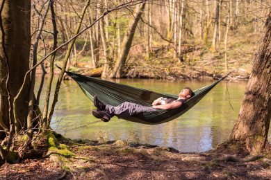 hammock Silk Traveller THERMO