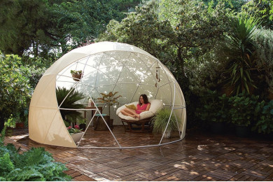 Canopy Cover for Garden Igloo