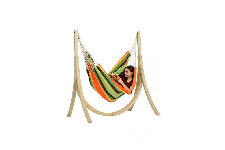 Αιώρα κάθισμα με βάση - Taurus Set Esmeralda