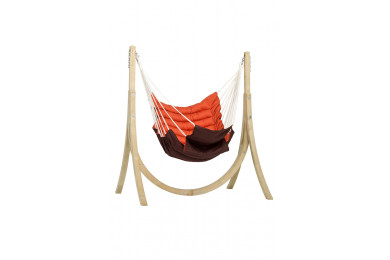 Αιώρα κάθισμα με βάση - Taurus Set Terracotta