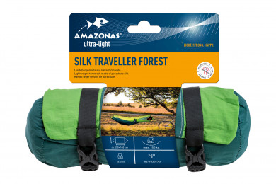 Outdoor Silk Traveller Forest