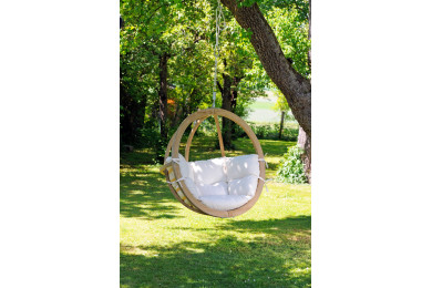 Hanging chair Globo Natura