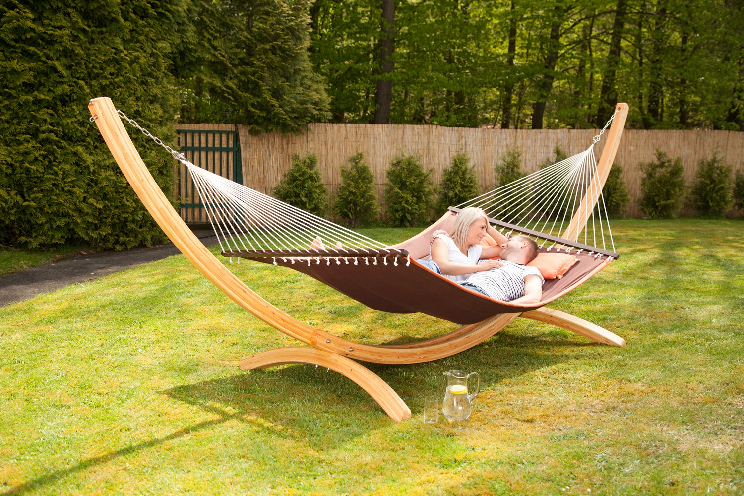 Set of hammocks at a lower price